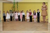 Kā tad nu bez bildēm no bērnudārza izlaiduma :)